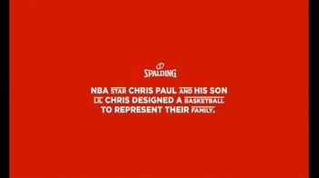 Spalding NBA TV Spot, 'Family' Featuring Chris Paul - Thumbnail 2
