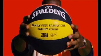 Spalding NBA TV Spot, 'Family' Featuring Chris Paul - Thumbnail 9
