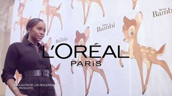 L'Oreal Paris Cosmetics Bambi Eye Mascara TV Spot, 'Abre los ojos' [Spanish]