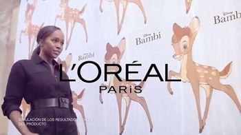 L'Oreal Paris Cosmetics Bambi Eye Mascara TV Spot, 'Abre los ojos' [Spanish] - Thumbnail 2