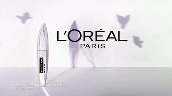 L'Oreal Paris Cosmetics Bambi Eye Mascara TV Spot, 'Abre los ojos' [Spanish]
