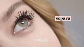 L'Oreal Paris Cosmetics Bambi Eye Mascara TV Spot, 'Abre los ojos' [Spanish] - Thumbnail 6