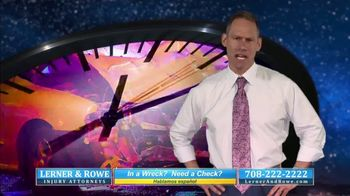 Lerner & Rowe TV Spot, 'Car Wrecks Don't Keep Regular Business Hours: Zantac Cases' - Thumbnail 2