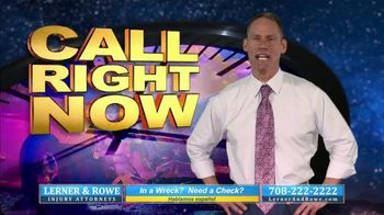 Lerner & Rowe TV Spot, 'Car Wrecks Don't Keep Regular Business Hours: Zantac Cases' - Thumbnail 3
