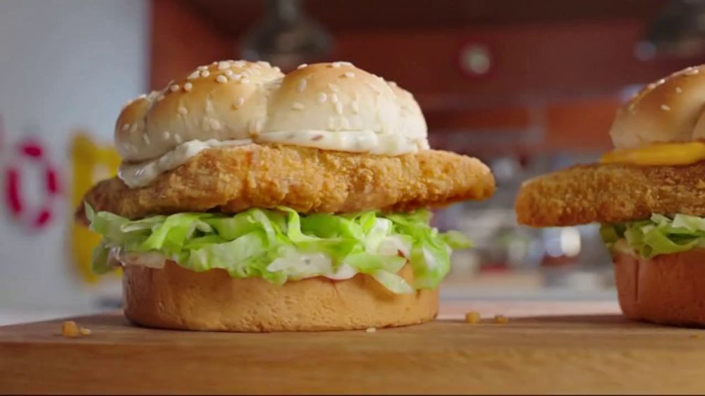 Arby's 2 for $6 Crispy Fish Sandwiches TV Commercial, 'Fishing for Alaskan Pollock' Song by YOGI