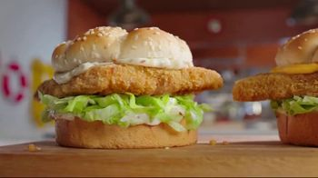 Arby's 2 for $6 Crispy Fish Sandwiches TV Spot, 'Fishing for Alaskan Pollock' Song by YOGI