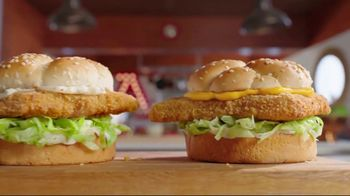 Arby's 2 for $6 Crispy Fish Sandwiches TV Spot, 'Fishing for Alaskan Pollock' Song by YOGI - Thumbnail 5