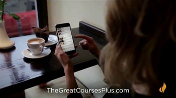 The Great Courses Plus TV Spot, 'It Is Human Nature to Evolve' - Thumbnail 3