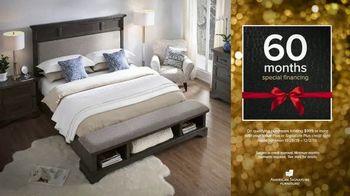 American Signature Furniture Black Friday Sale TV Spot, '20 Percent Off'