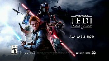 Star Wars: Jedi Fallen Order TV Spot, 'Back in the Clone Wars: Bundle Pack' - Thumbnail 7