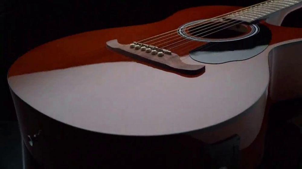 guitar center black friday sale tv commercial 39 fender guitars and pedals 39. Black Bedroom Furniture Sets. Home Design Ideas