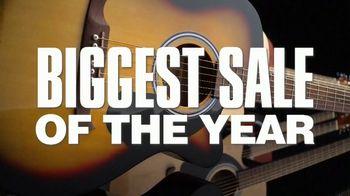 Guitar Center Black Friday Sale TV Spot, 'Fender Guitars and Pedals' - Thumbnail 1