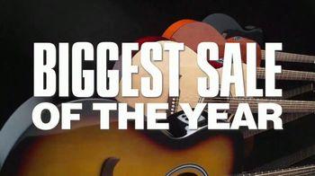 Guitar Center Black Friday Sale TV Spot, 'Fender Guitars and Pedals' - Thumbnail 2