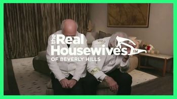 Hulu TV Spot, 'Chrissy Teigen's House Party: Celery Juice' Featuring Lee Rosbach, Kyle Richards - 165 commercial airings