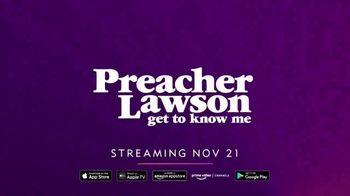 BET+ TV Spot, 'Preacher Lawson: Get to Know Me' - Thumbnail 10
