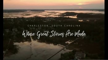 Explore Charleston TV Spot, 'Where Great Stories Are Made'