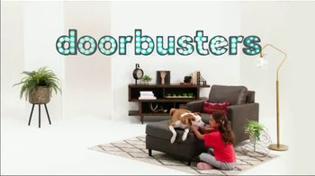 Ashley HomeStore Black Friday TV Spot, 'Early Doorbusters' Song by Midnight Riot - Thumbnail 2