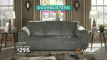 Ashley HomeStore Black Friday TV Spot, 'Early Doorbusters' Song by Midnight Riot - Thumbnail 5