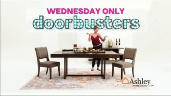 Ashley HomeStore Black Friday TV Spot, 'Early Doorbusters' Song by Midnight Riot - Thumbnail 8