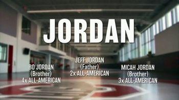 Big Ten Conference TV Spot, 'Faces of the Big Ten: Rocky Jordan'
