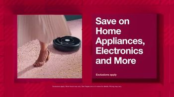 Target Black Friday TV Spot, 'Appliances and Electronics' Song by Sam Smith - Thumbnail 5