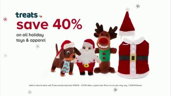 PetSmart Black Friday Weekend Sale TV Spot, 'Holiday Apparel'