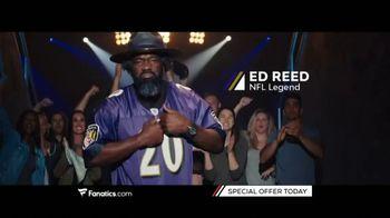 Fanatics.com TV Spot, 'NFL Commemorating Its 100th Season' - Thumbnail 1