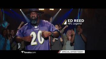 Fanatics.com TV Spot, 'NFL Commemorating Its 100th Season' - Thumbnail 2
