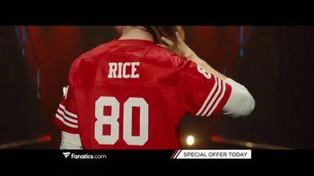 Fanatics.com TV Spot, 'NFL Commemorating Its 100th Season' - Thumbnail 6