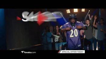 Fanatics.com TV Spot, 'NFL Commemorating Its 100th Season' - Thumbnail 8