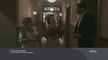 XFINITY On Demand TV Spot, 'Downton Abbey' - Thumbnail 2