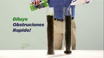 Green Gobbler TV Spot, 'Diluye obstruciones rápido' [Spanish] - Thumbnail 5