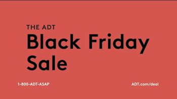 ADT Black Friday Sale TV Spot, 'Best Offer Ever' Featuring Drew Scott, Jonathan Scott