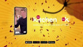 Food Network Kitchen App TV Spot, 'Thankswinning: Feast 9-1-1' - Thumbnail 7