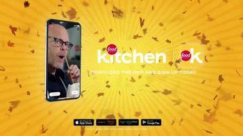 Food Network Kitchen App TV Spot, 'Thankswinning: Feast 9-1-1' - Thumbnail 6