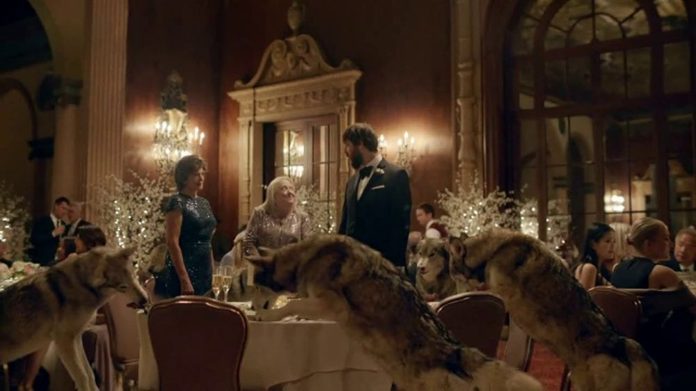 Roadside Assistance Progressive >> GEICO TV Commercial, 'Raised by Wolves' - iSpot.tv