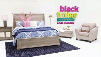 Ashley HomeStore Black Friday Mattress Sale TV Spot, 'Ends Monday: Save $1,200' Song by Midnight Riot - Thumbnail 2