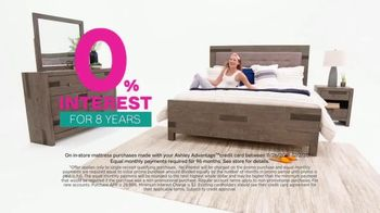 Ashley HomeStore Black Friday Mattress Sale TV Spot, 'Ends Monday: Save $1,200' Song by Midnight Riot - Thumbnail 8