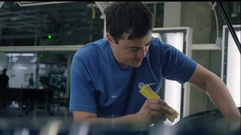 Volkswagen Sign Then Drive Event TV Spot, 'Ben: The People Behind the Car' [T2]