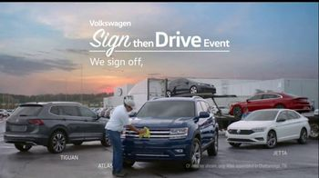 Volkswagen Sign Then Drive Event TV Spot, 'Ben: The People Behind the Car' [T2] - Thumbnail 8