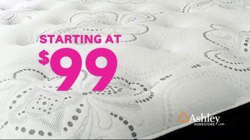 Ashley HomeStore Black Friday Mattress Sale TV Spot, 'Starting at $99' Song by Midnight Riot - Thumbnail 7