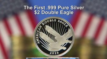National Collector's Mint Silver Double Eagle $2 Coin TV Spot, 'The 2020 Public Release' - Thumbnail 4