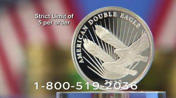 National Collector's Mint Silver Double Eagle $2 Coin TV Spot, 'The 2020 Public Release' - Thumbnail 9