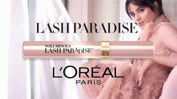 L'Oreal Paris Cosmetics Lash Paradise TV Spot, 'Un pedacito de paraíso' con Camila Cabello [Spanish] - Thumbnail 8