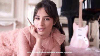 L'Oreal Paris Cosmetics Lash Paradise TV Spot, 'Un pedacito de paraíso' con Camila Cabello [Spanish]