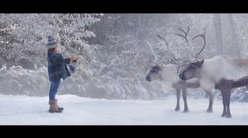 Microsoft TV Spot, 'Holiday Magic: Lucy & the Reindeer' - Thumbnail 8