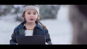 Microsoft TV Spot, \'Holiday Magic: Lucy & the Reindeer\'