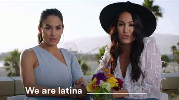 Ulta TV Spot, 'Latina Fierce' Featuring Brie Bella and Nikki Bella
