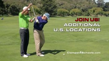 Impact Zone Golf TV Spot, 'Signature Schools' Featuring Bobby Clampett