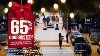 Dick's Sporting Goods Black Friday TV Spot, '25 Percent Off' - Thumbnail 7